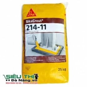 Sikagrout 214-11 - Vữa rót gốc xi măng không co ngót