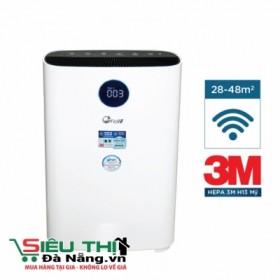 Máy lọc không khí thông minh kết nối Wifi FujiE AP400